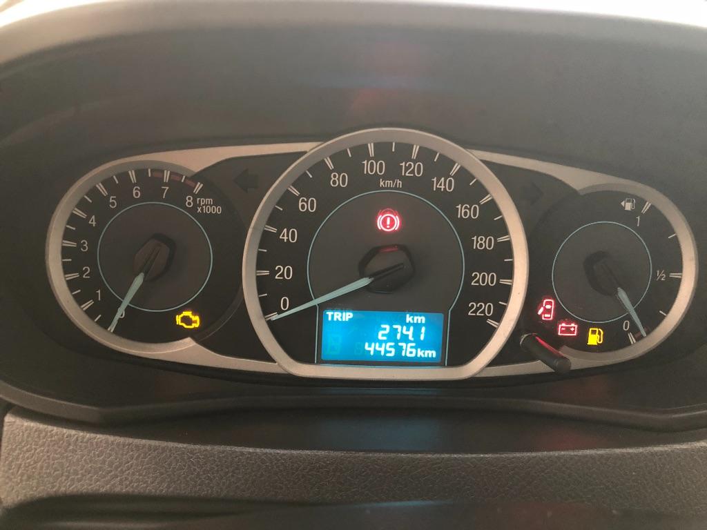Ford KA SE 1.5 full