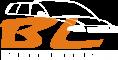 bl motors logo branco e laranja - pq